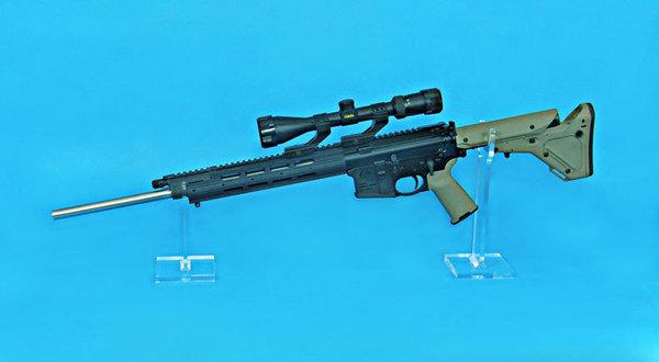 Acrylic Wall Mountable Firearms Musket Hunting Rifle Shotgun Display Stand